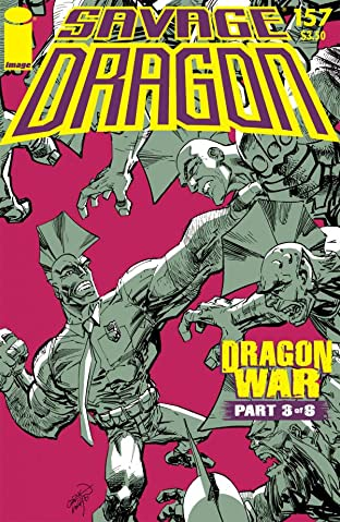 Savage Dragon #157