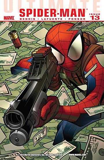Ultimate Comics Spider-Man (2009-2012) #13