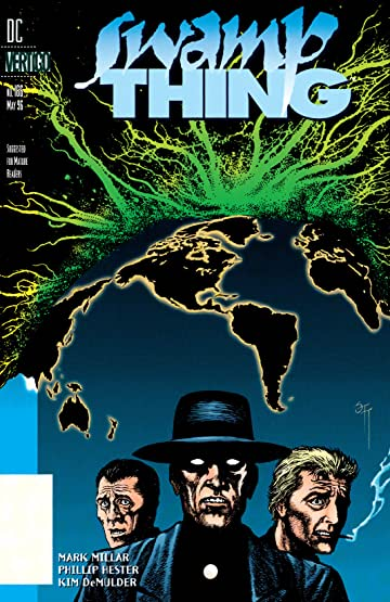 Swamp Thing (1982-1996) #166