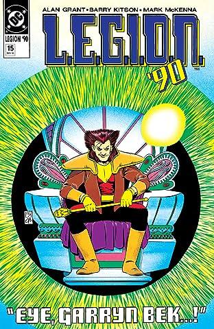 L.E.G.I.O.N. (1989-1994) #15