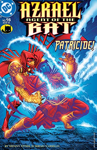 Azrael: Agent of the Bat (1995-2003) #98