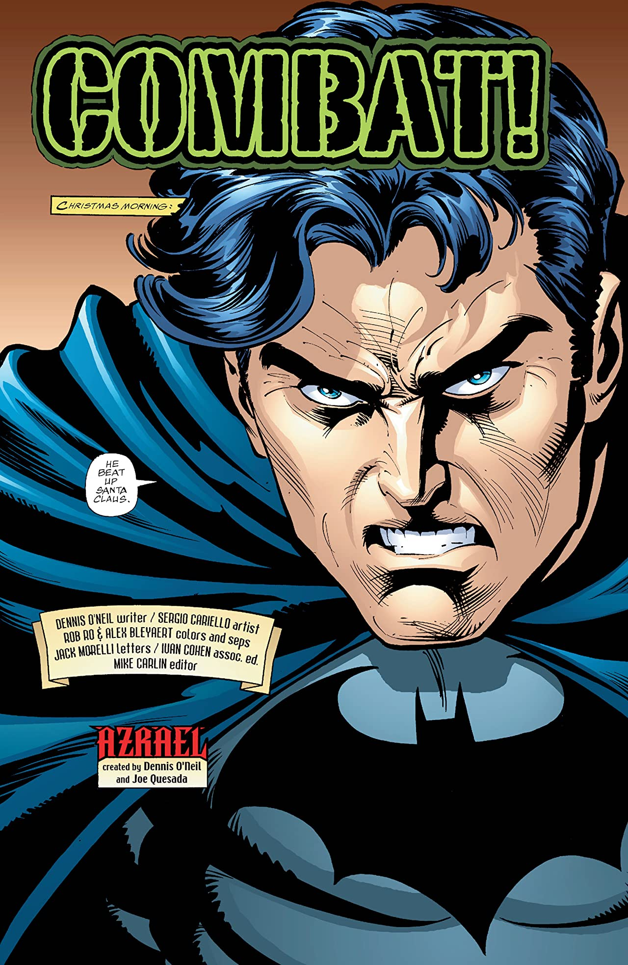 Azrael: Agent of the Bat (1995-2003) #98