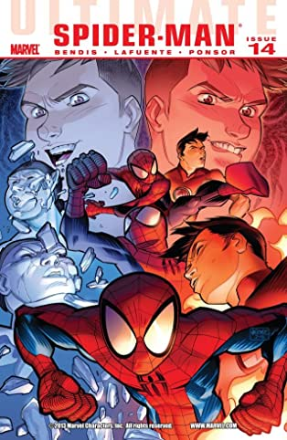 Ultimate Comics Spider-Man (2009-2012) #14