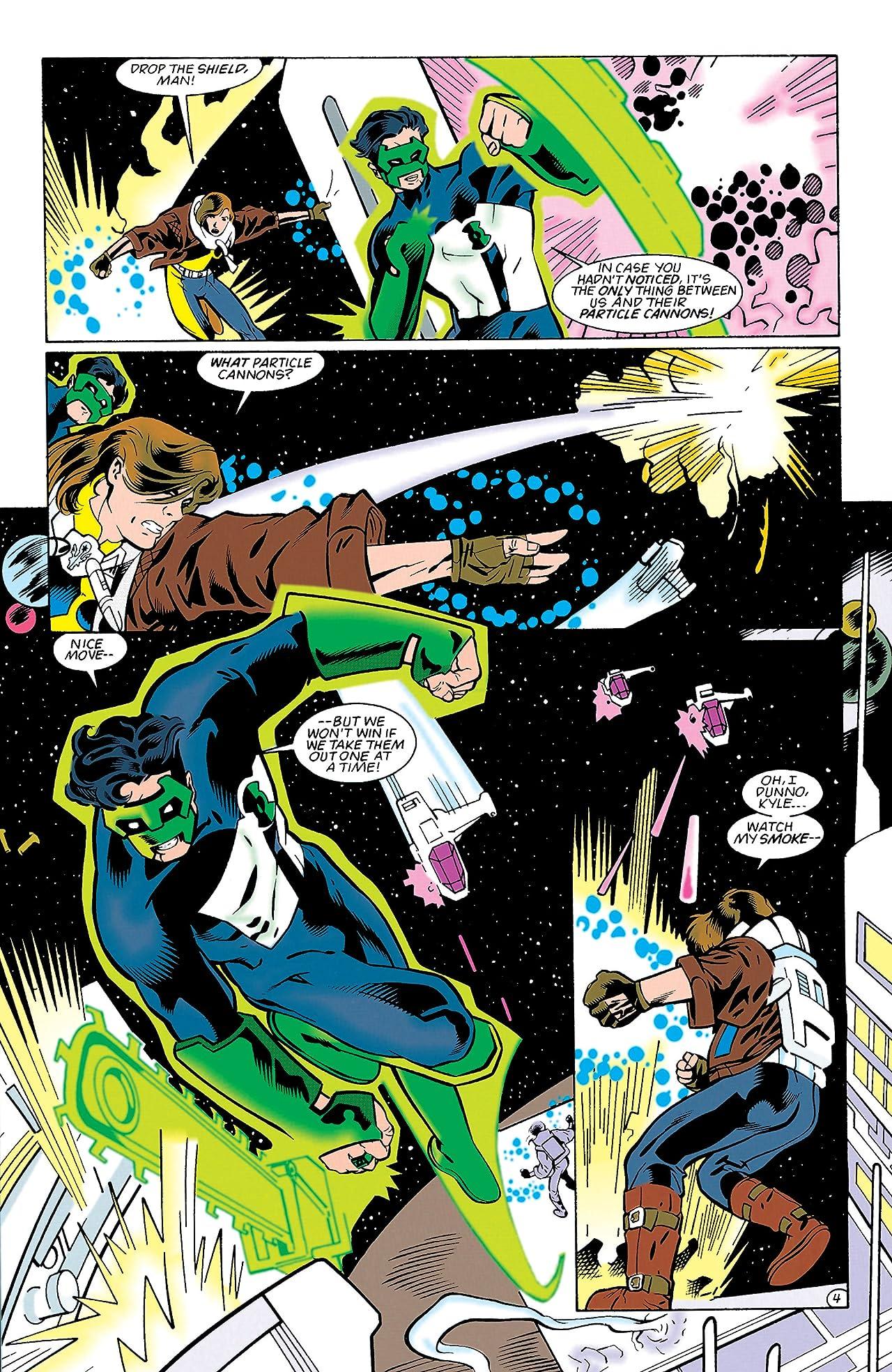 Damage (1994-1996) #16