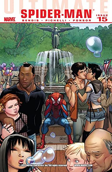 Ultimate Comics Spider-Man (2009-2012) #15