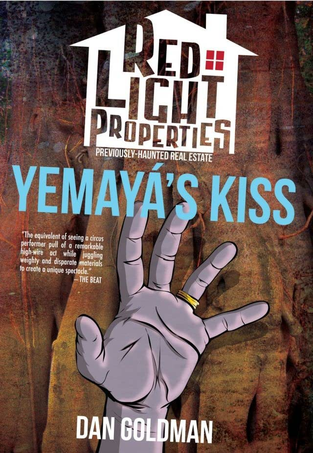 Red Light Properties #2: Yemayá's Kiss
