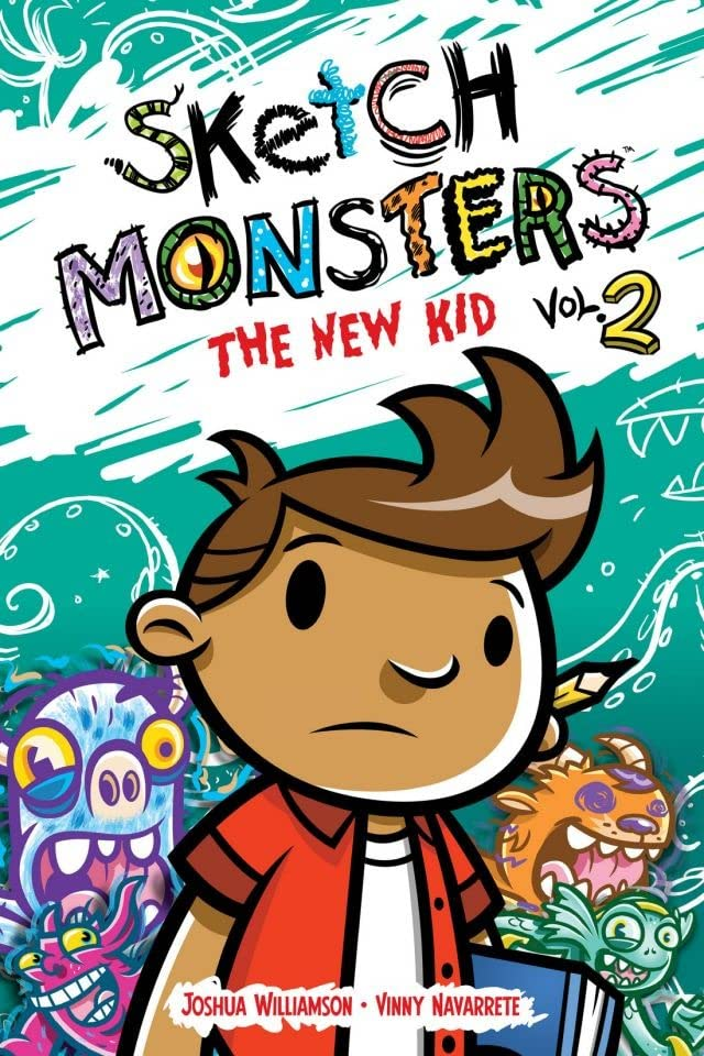 Sketch Monsters Vol. 2: New Kid