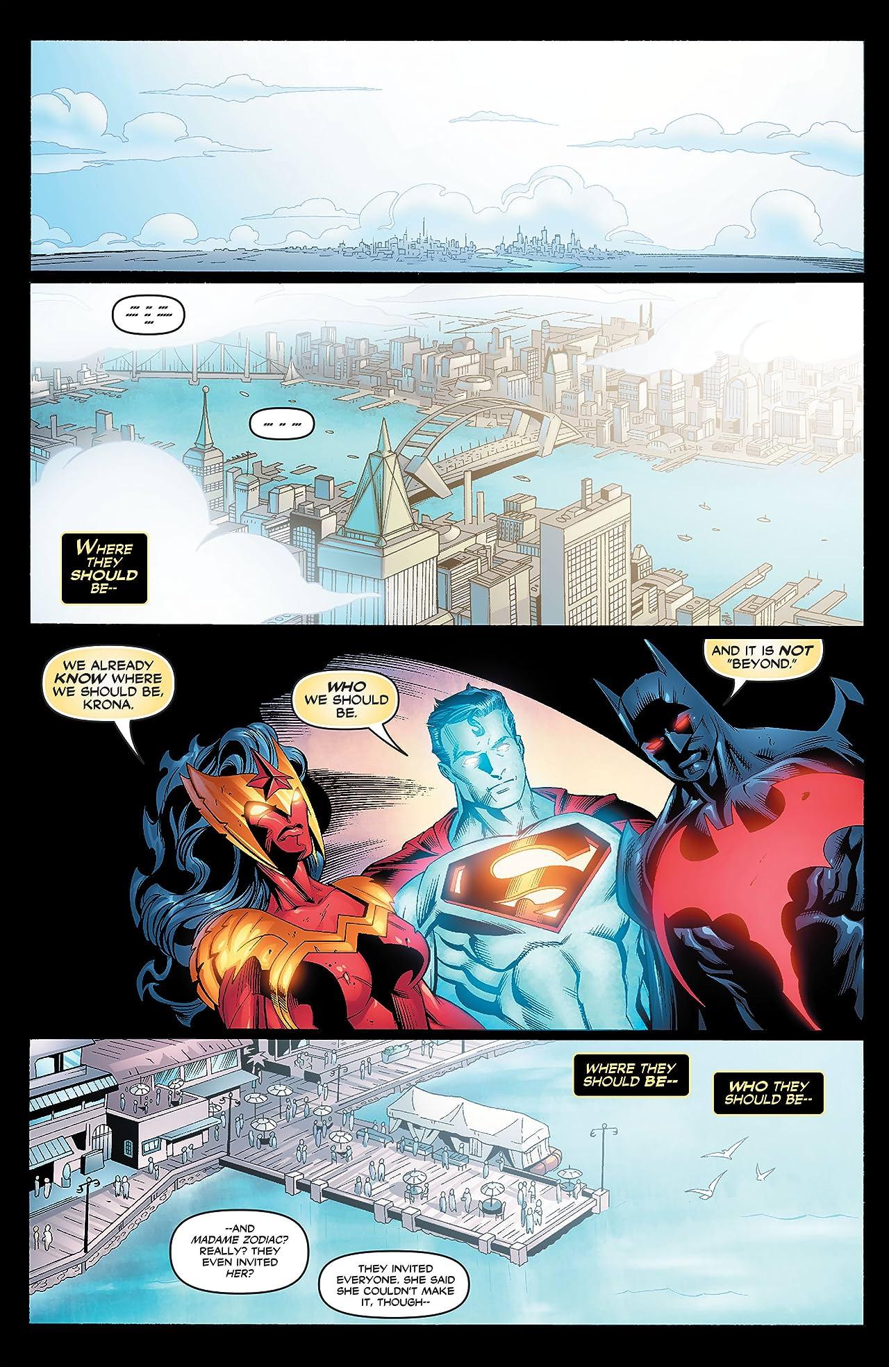 Trinity (2008-2009) #52
