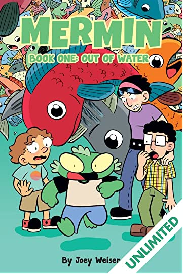 Mermin Vol. 1: Out of Water