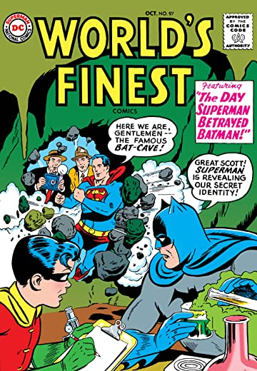 World's Finest Comics (1941-1986) #97