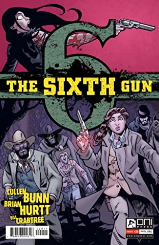 The Sixth Gun #29