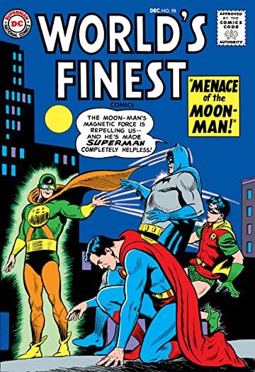 World's Finest Comics (1941-1986) #98