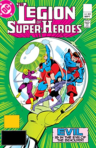 Legion of Super-Heroes (1980-1984) #303