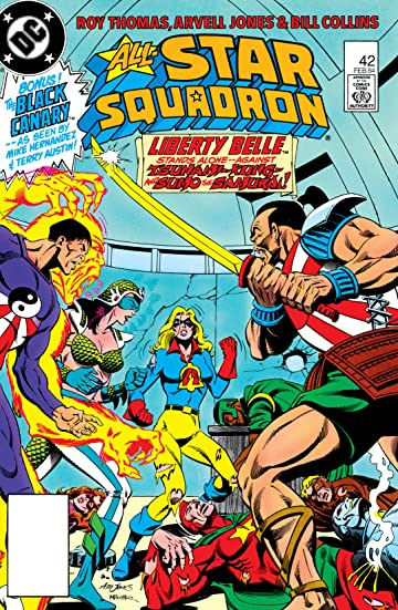 All-Star Squadron (1981-1987) #42