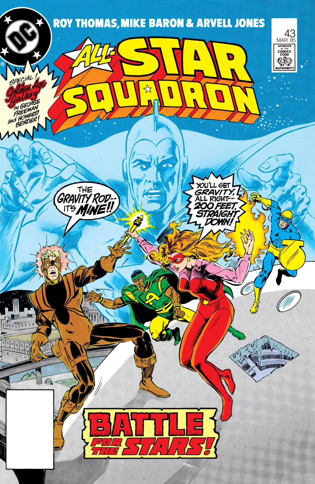 All-Star Squadron (1981-1987) #43