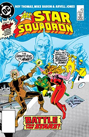 All-Star Squadron (1981-1987) #43