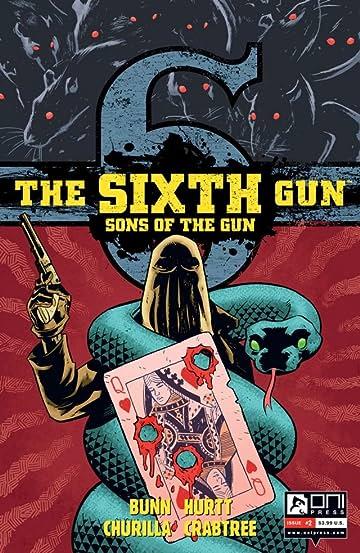 The Sixth Gun: Sons of the Gun #2 (of 5)