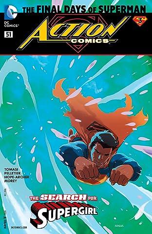 Action Comics (2011-2016) #51