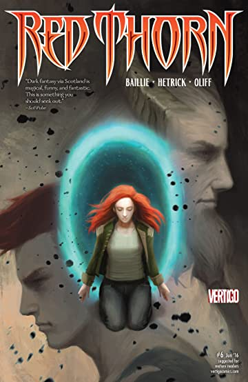 Red Thorn (2015-2016) #6