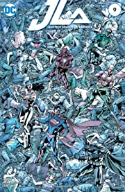 Justice League of America (2015-2016) #9
