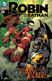 Robin: Son of Batman (2015-2016) #11
