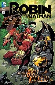 Robin: Son of Batman (2015-2016) #11