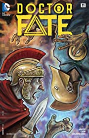 Doctor Fate (2015-2016) #11