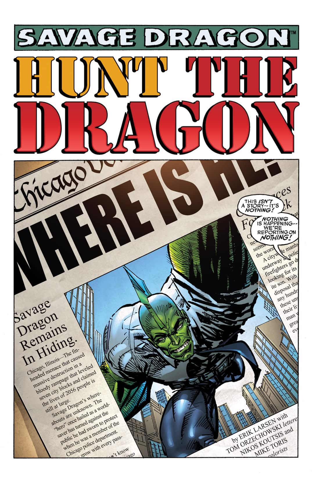 Savage Dragon #159