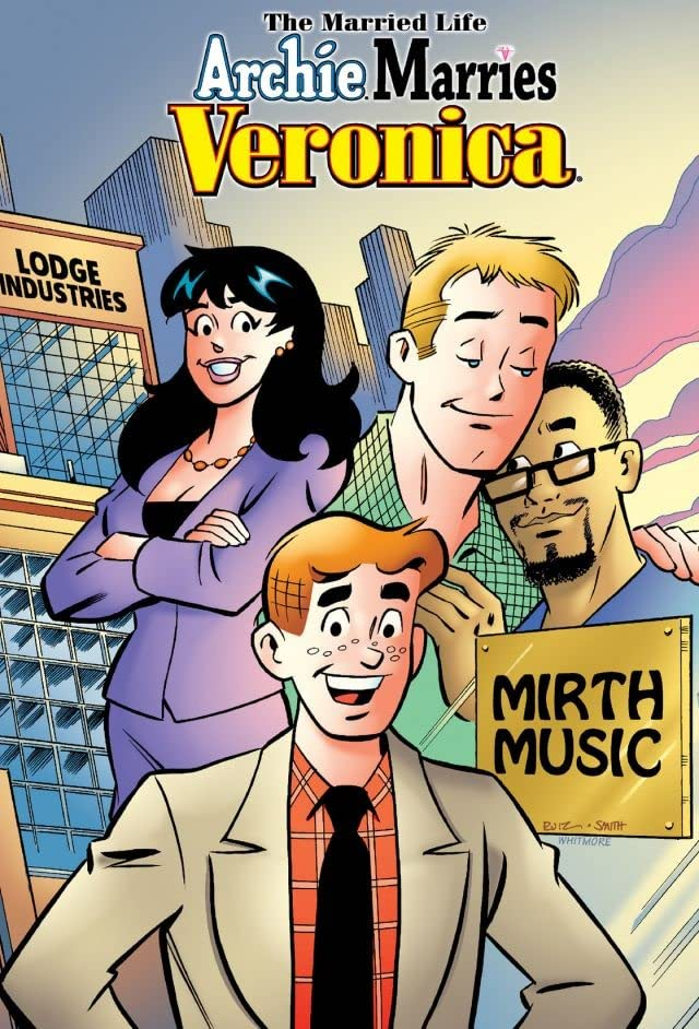 Archie Marries Veronica #26