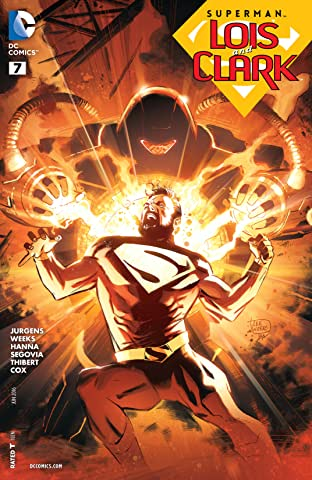 Superman: Lois and Clark (2015-2016) #7