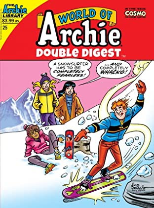 World of Archie Double Digest No.25