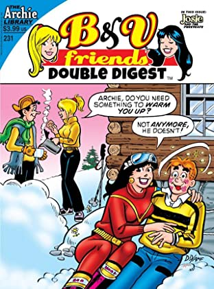 B & V Friends Double Digest No.231