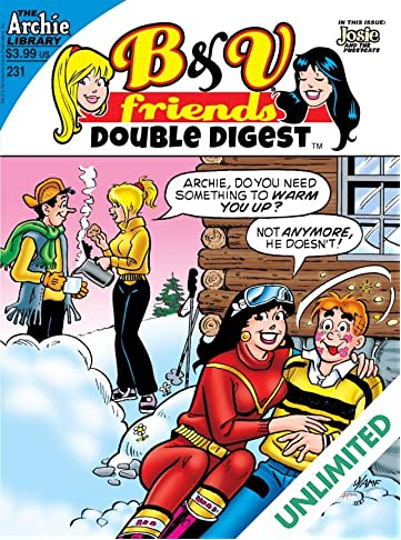 B & V Friends Double Digest #231