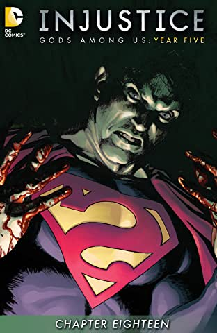 Injustice: Gods Among Us: Year Five (2015-) #18