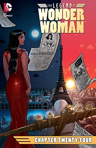 The Legend of Wonder Woman (2015-) #24