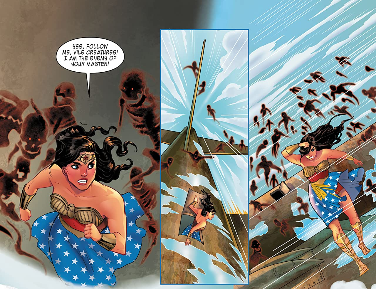 The Legend of Wonder Woman (2015-2016) #24
