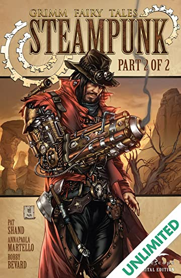 Grimm Fairy Tales: Steampunk #2
