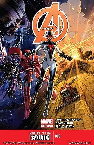 Avengers (2012-2015) No.5