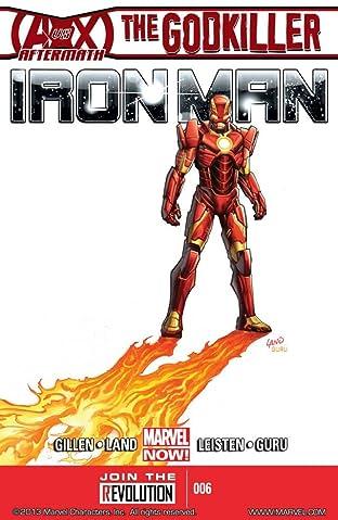 Iron Man (2012-2014) #6