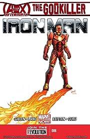 Iron Man (2012-) #6