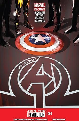 New Avengers (2013-2015) No.3