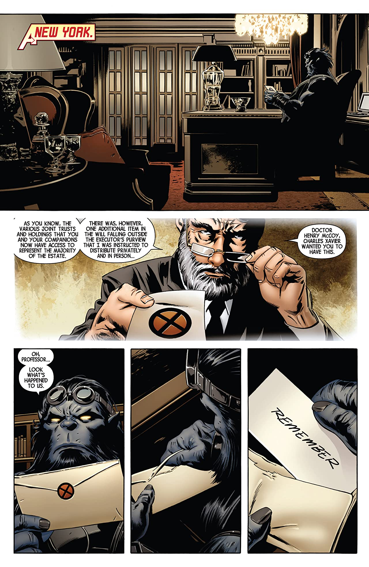 New Avengers (2013-2015) #3