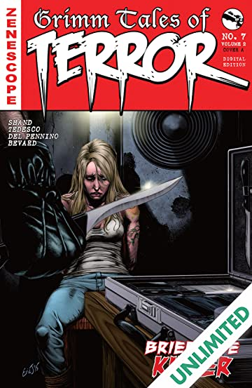 Grimm Tales of Terror Vol. 2 #7