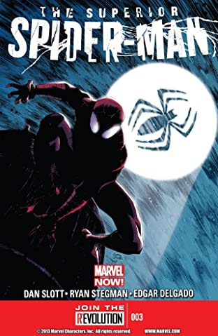 Superior Spider-Man No.3