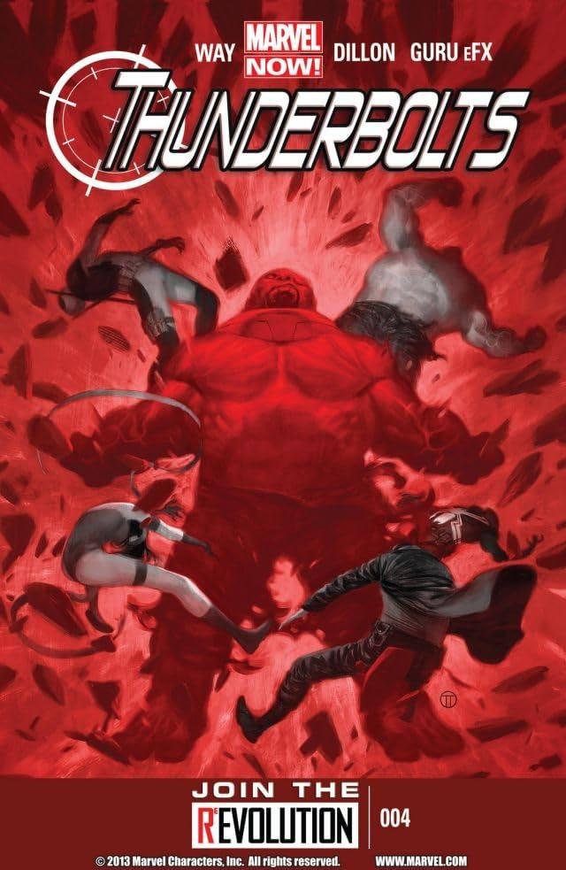 Thunderbolts (2012-2014) #4