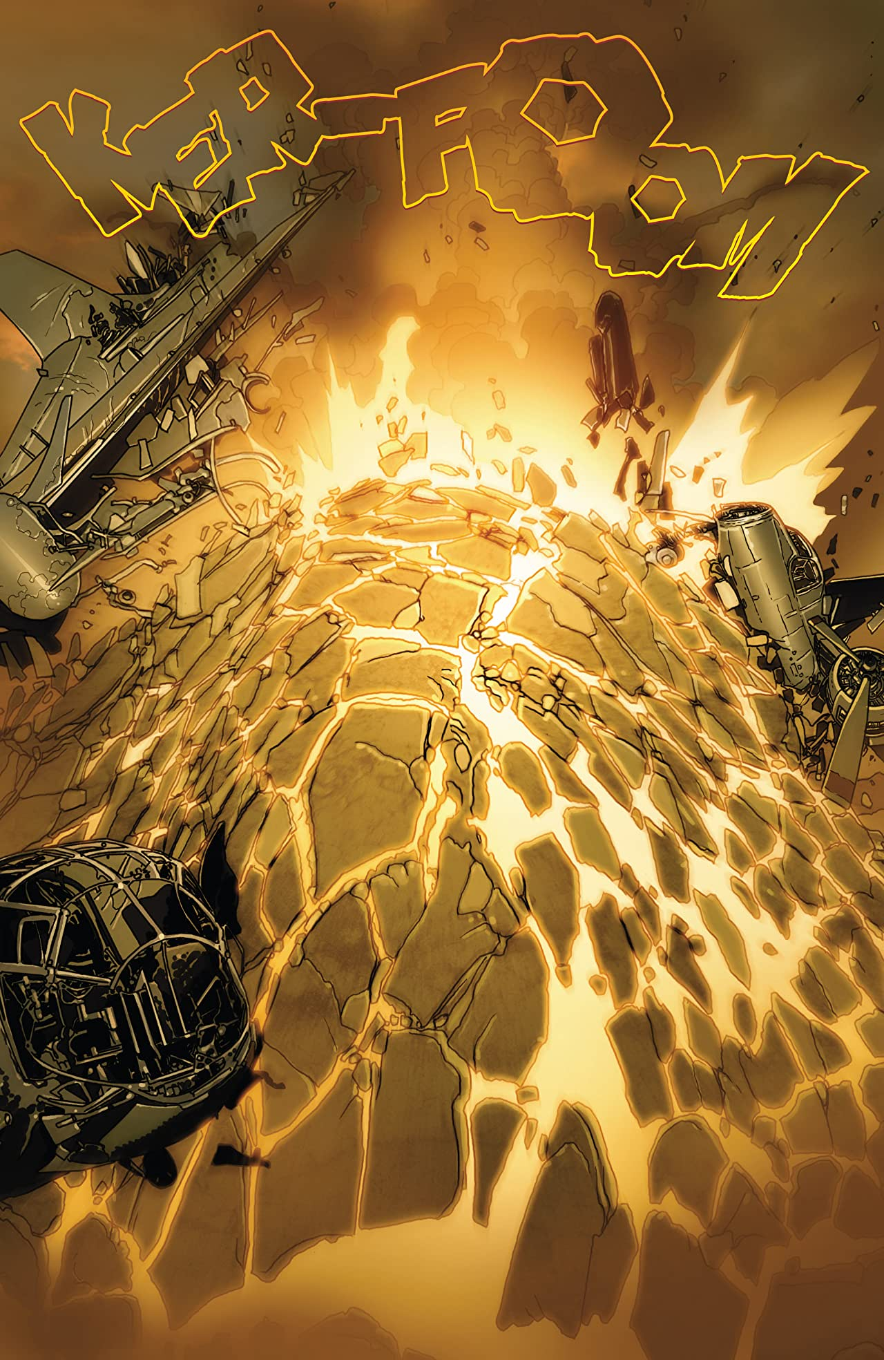 Cable and X-Force #4
