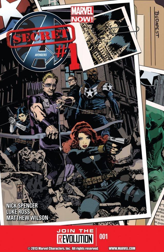 Secret Avengers (2013-2014) #1