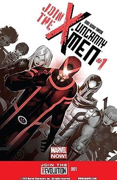Uncanny X-Men (2013-2015) No.1