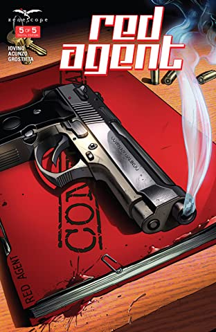 Red Agent No.5