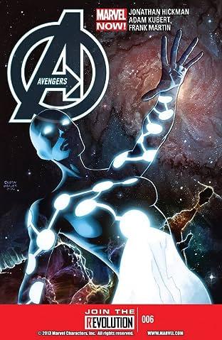 Avengers (2012-2015) No.6